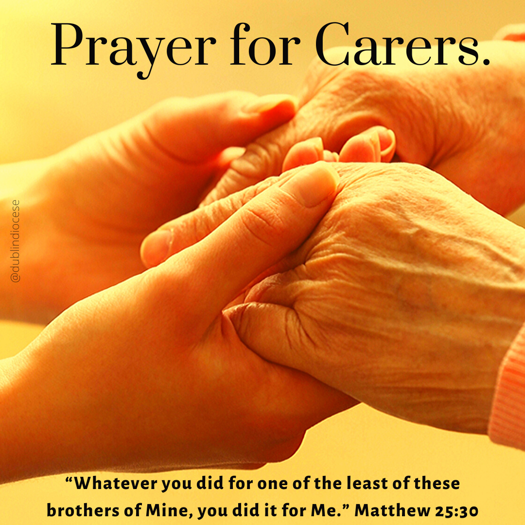 Prayers for Carers