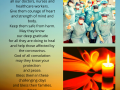 Prayer for Health workers